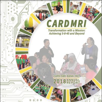 CARD SME Bank 2018 Annual Report